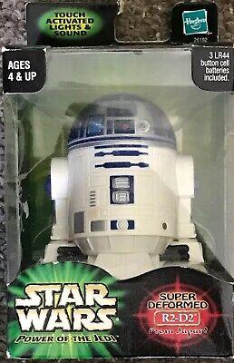 Star Wars Renvenge of the Sith Super Deformed R2-D2 Figure