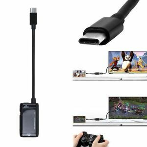 MHL-USB-3-1-Type-C-to-HDMI-1080P-HDTV-Cable-Adapter-for-Samsung-Galaxy-S8-S9-LG