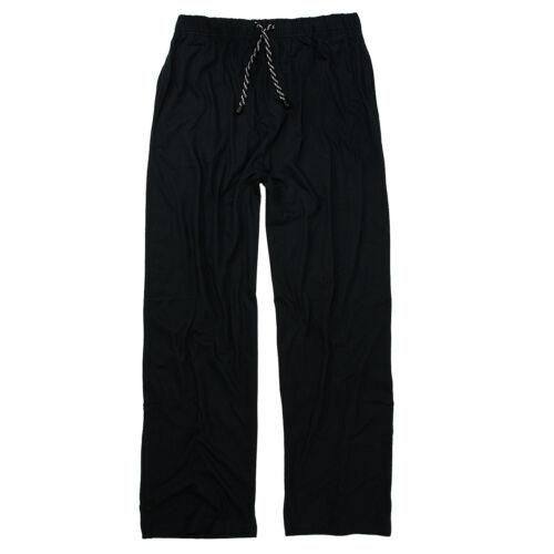 Herren Schlafhose lang Pyjamahose kurz ADAMO Shorts Hose in Lang-und Übergrößen
