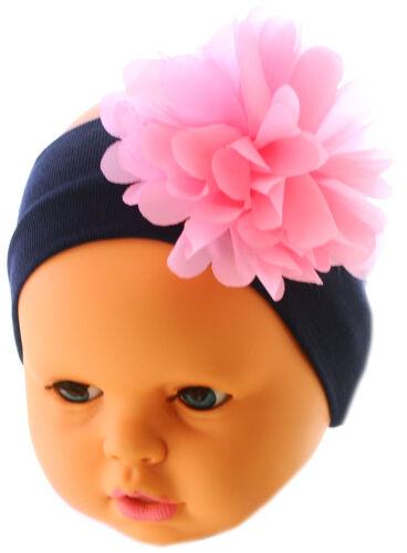 Baby /& Kinder Stirnband Haarband Ohrschutz Taufe festlich Haarschmuck Mädchen