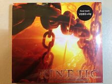 KINETIC - THE::CHAINS::THAT::BIND::US 2004 1PR DIGI SEALED! OBSCURA CYNIC SERDCE