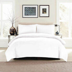 1800-Series-Duvet-Cover-Egyptian-Hotel-Luxury-Soft-King-3-Piece-Set-In-White
