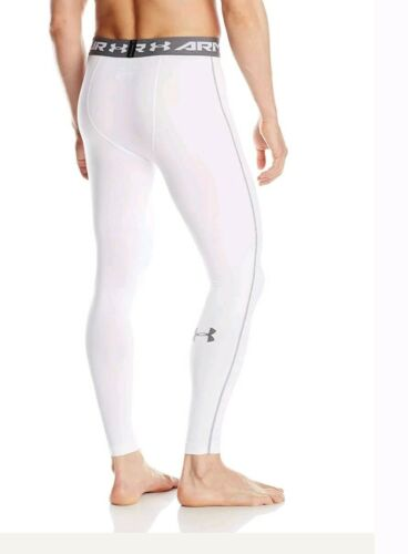 Under Armour Men/'s Small HeatGear Armour Compression Pants tights NWT $40
