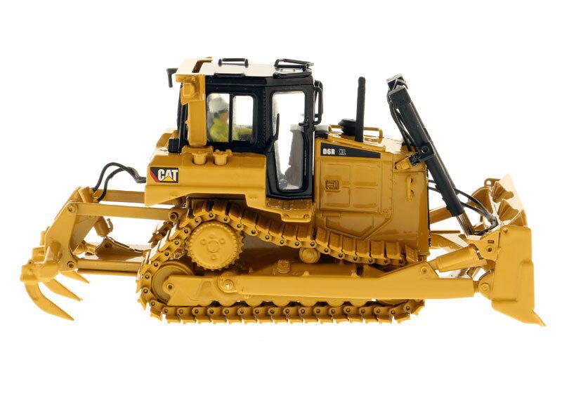 nuevo sádico Escala Escala Escala 1 50 Amarillo Caterpillar D6R Pista Tipo Tractor-Core Classics Series Modelo  descuentos y mas