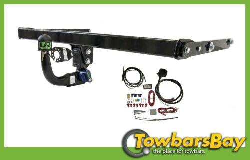 Bola Remolque Vert 13p C2 Kit para BMW 5 Series Sedan B60 03-10 0602/_B1
