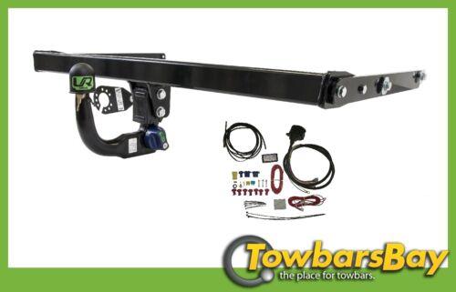 Bola Remolque Vert 13p C2 Kit para BMW 5 Series Sedan B60 03-10 0602/_B1