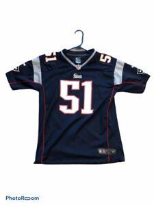 New England Patriots-Jerod Mayo #51 XL Jersey De La Juventud | eBay
