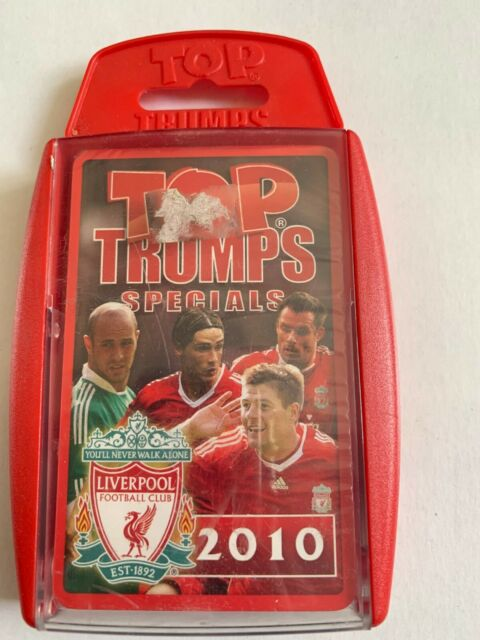 TOP TRUMPS WORLD FOOTBALL STARS 2018 CARD GAME IN GOLD CASE NEW /& SEALED