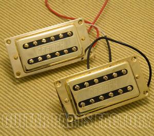 006-9714-000 Gretsch Elliot Easton G5570 Gold Humbucking Pickups Set