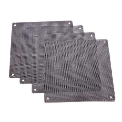 Black Color FineCuttable Computer Mest140mm PC Fan Dust Filter Dustproof SN