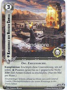 Warhammer-40000-Conquest-LCG-Kathedrale-der-Heiligen-Camila-103-Der-Zorn