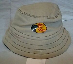458d00f6bb71c NEW Bass Pro Shops Logo Baby First Hat Bucket Hat for Infants