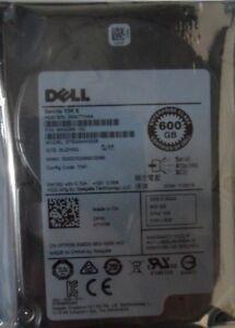 Dell-600GB-Savvio-10K-6Gb-s-SAS-2-5-034-Hard-Drive-07YX58-7YX5-ST600MM0006