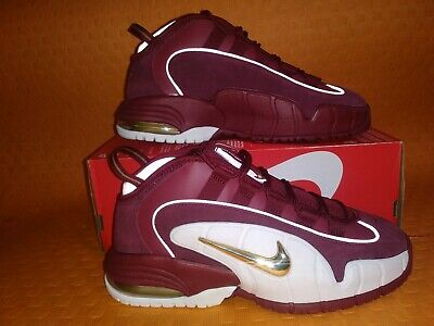Men's Shoes Air Max Penny House Party 685153 601team Red/metalic Gold/sumit Whit No Top Box A Great Variety Of Models Athletic Shoes