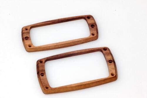 "Hailwood Pickupring Set real /""KOA Wood/"" fits PRS® 408 Series Guitars"