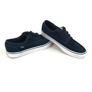 dark navy blue vans