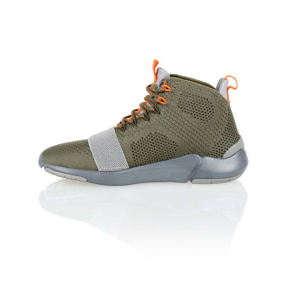CREATIVE RECREATION RECREATION CREATIVE CR0850003 MODICA Mn's (M) Military Textile Athletic Shoes b267b3