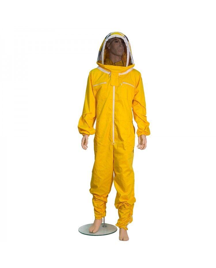 TUTA in cotone per apicoltore con maschera astronauta  taglia XXL