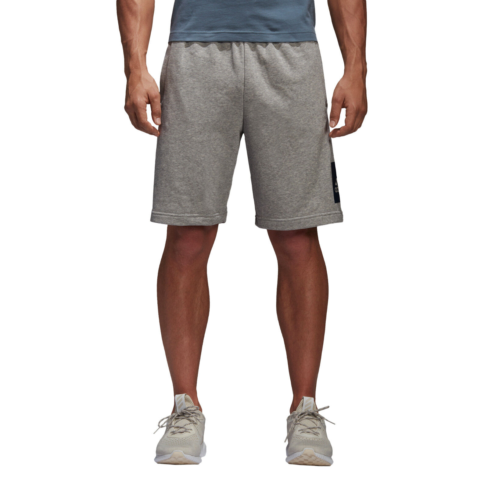Adidas Pantooncini Allen Allen Atletica Essentials Logo Scatola Corsa