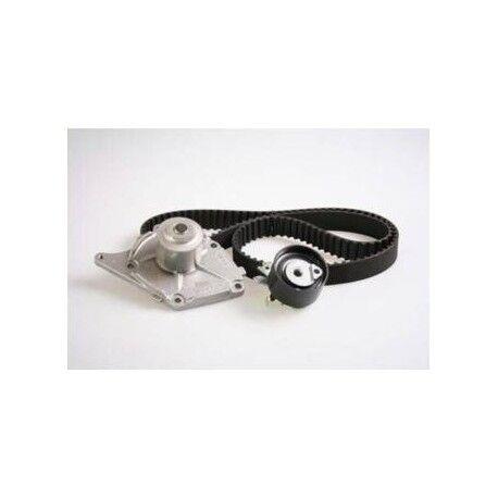 Kit de Distribution+Pompe a eau Clio 2 Mégane haute qualité =SKF VKMC06134-2