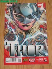 Thor #1 (December 2014, Marvel)