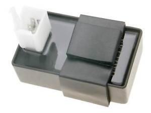 CDI Zündbox 6 Polig ungedrosselt für GY6 4 Takt 50ccm China Roller Baotian