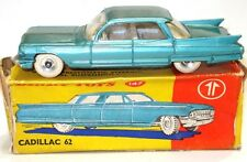 DINKY NO. 147 CADILLAC 1962 - RARE WHITE INTERIOR -  MINT BOXED!