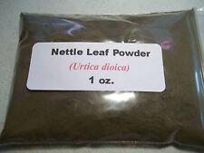1 oz. Nettle Leaf Powder (Urtica dioica)