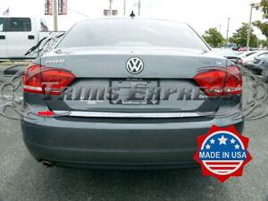 2016-2019-Volkswagen-Passat-Rear-Trunk-Lower-Trim-Accent-Door-Cover-Stainless