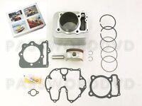 Honda Xr400r 1996-2004 Cylinder Piston Top End Kit Xr 400r Brand P124