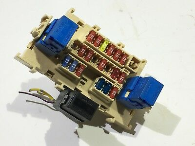 Nissan An Interior Fuse Box on