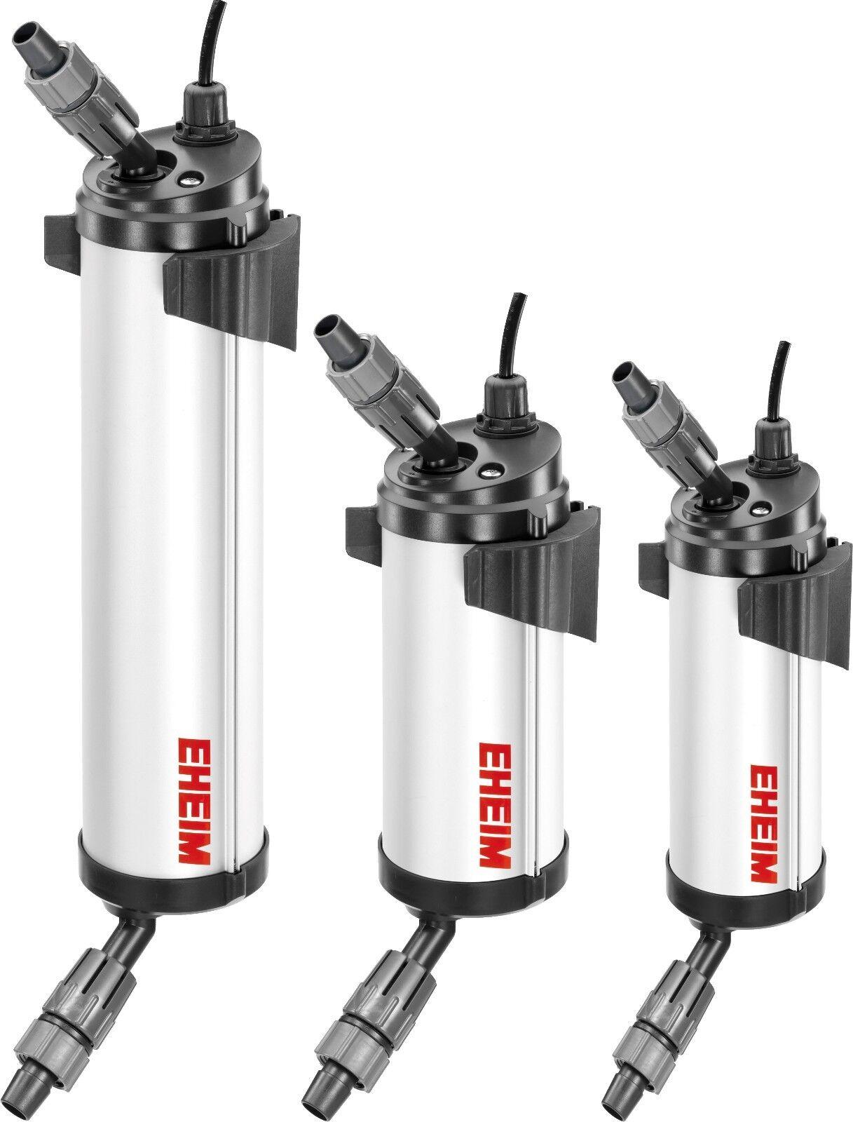 EHEIM REEFLEX UV External UV Steriliser. 7, 9 & 11 watt. Fresh or Marine. reflex