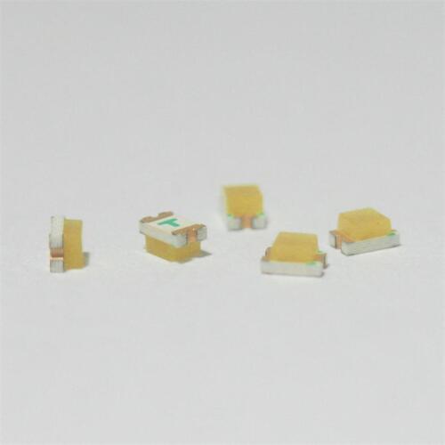 10 SMD LEDs 0805 Warmweiß warm-weiß SMDs white bianco blanc wit mini SMT LED