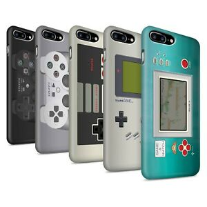 Matte-Phone-Case-for-Apple-iPhone-7-Plus-Games-Console