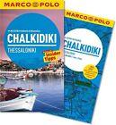 MARCO POLO Reiseführer Chalkidiki von Klaus Bötig (2014, Taschenbuch)