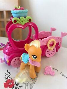 My-Little-Pony-G4-Applejack-s-Farm-Truck-Rare-Playset-Complete-2011