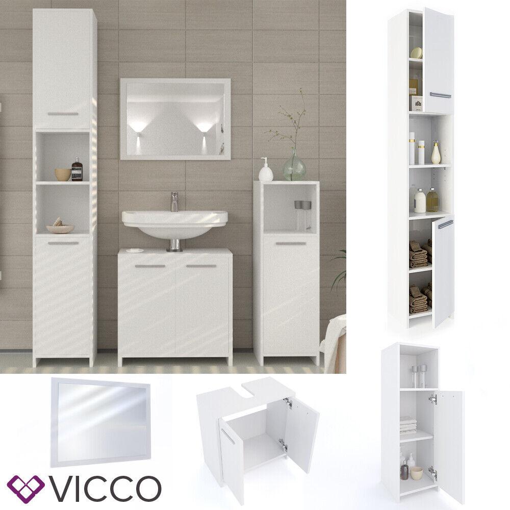 Vicco KIKO Badmöbel Set   Weiß online kaufen   eBay
