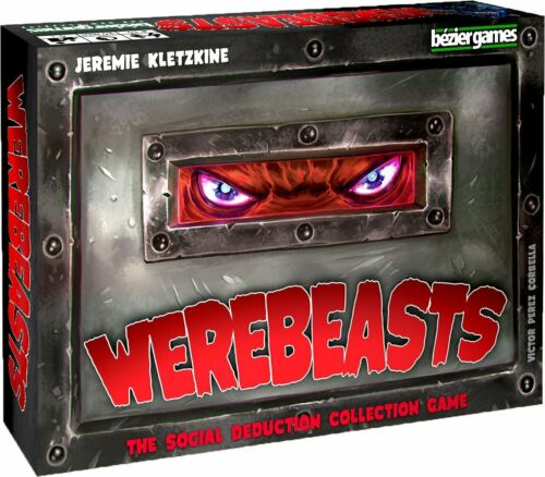 Brand New /& Sealed Werebeasts Card Game by Bezier Games