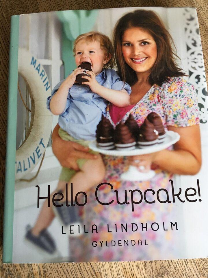 Hello Cupcake!, Leila Lindholm, emne: mad og vin