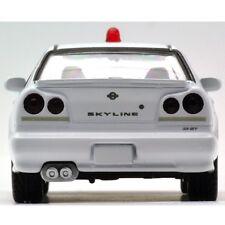 Tomytec Tomica Limited Vintage NISSAN SKYLINE 25GT-X POLICE Scale 1:64 TLV-N126a