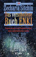 DAS VERSCHOLLENE BUCH ENKI - Zecharia Sitchin - KOPP VERLAG - NEU