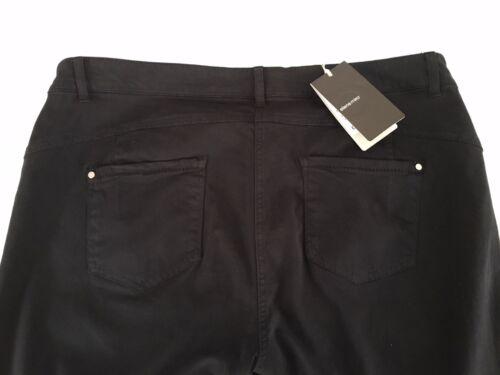 Femmes Jeans Coton Hivernal 96 Noir Élasthanne Elena 4 Pour Miro' Les X5FwxHHIq