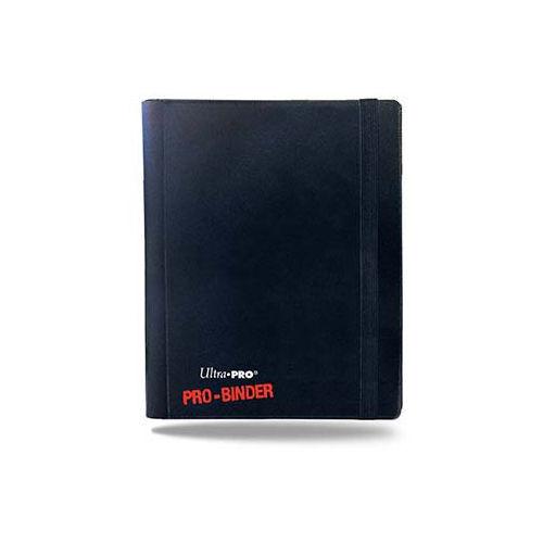 Noir Ultra Pro 4 Pocket Playset Pro-Binder Album Neuf Scellé Livraison gratuite
