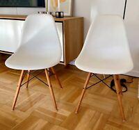 Eames, stol, DSW, Originale Eames DSW stole (to