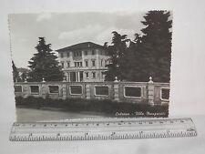 Vecchia cartolina foto d epoca di Codroipo Udine Villa Mangiarotti scorcio