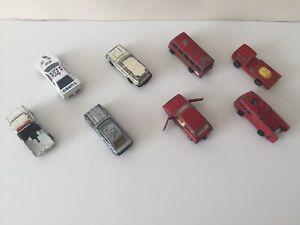 Bundle-pack-di-8-Corgi-JUNIOR-MC-toys-vintage-giocattolo-modellini-di-automobili-Inc-Ford-ecc