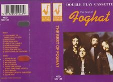 Foghat The Best Of (I Just Want To Make Love To You) Double Play Musik-Kassette