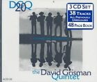 DGQ-20 by David Grisman Quintet (CD, Jul-1996, 3 Discs, Acoustic Disc)