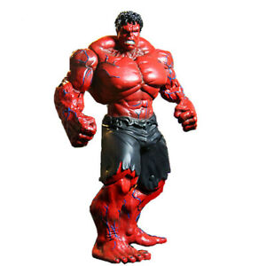 Marvel-The-Avengers-Red-Hulk-PVC-Action-Figure-collectible-Model-Toy