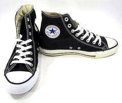 Converse Shoes Chuck Taylor Hi All Star Black Sneakers Men 7.5 Womens 9.5 674897316317 | eBay